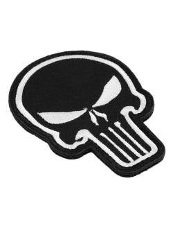 Parche Punisher, velcro.
