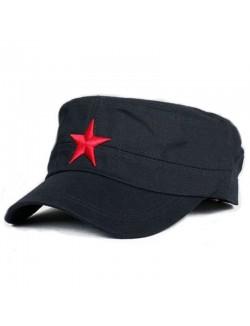Gorra con estrella
