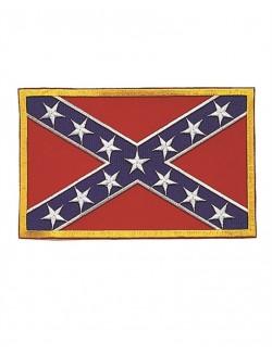 Parche Bordado, Bandera Confederada