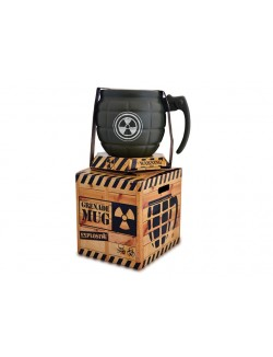 Taza Grenade Mug