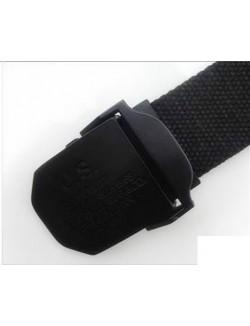 Cinturón Hebilla negra, US ARMY
