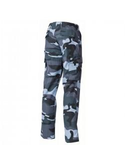 Pantalon US BDU, camuflaje Sky Blue