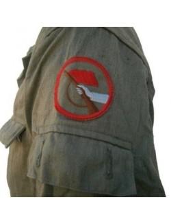 Chaqueta OD FDA, Ejército Alemán