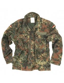 Chaqueta militar flecktarn Alemania. Original