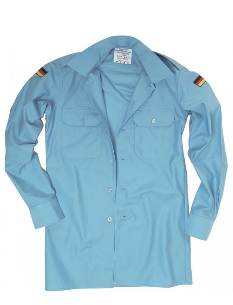 Camisa Navy Azul, Ejército Alemán