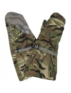 Manopla Goretex MTP, Ejército Británico