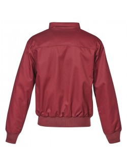 Chaqueta Harrington burdeos, Brandit