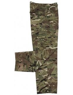 Pantalon de combate MTP Temporate, ejercito Inglés.