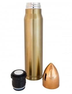 Termo con forma de bala 1 Litro