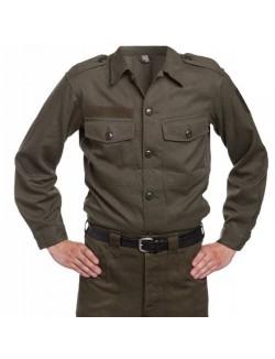 Camisa invierno OD, Ejército Austriaco