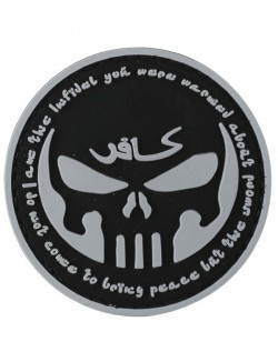 Parche Punisher Infidel