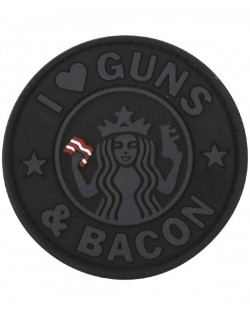 Parche Guns & Bacon