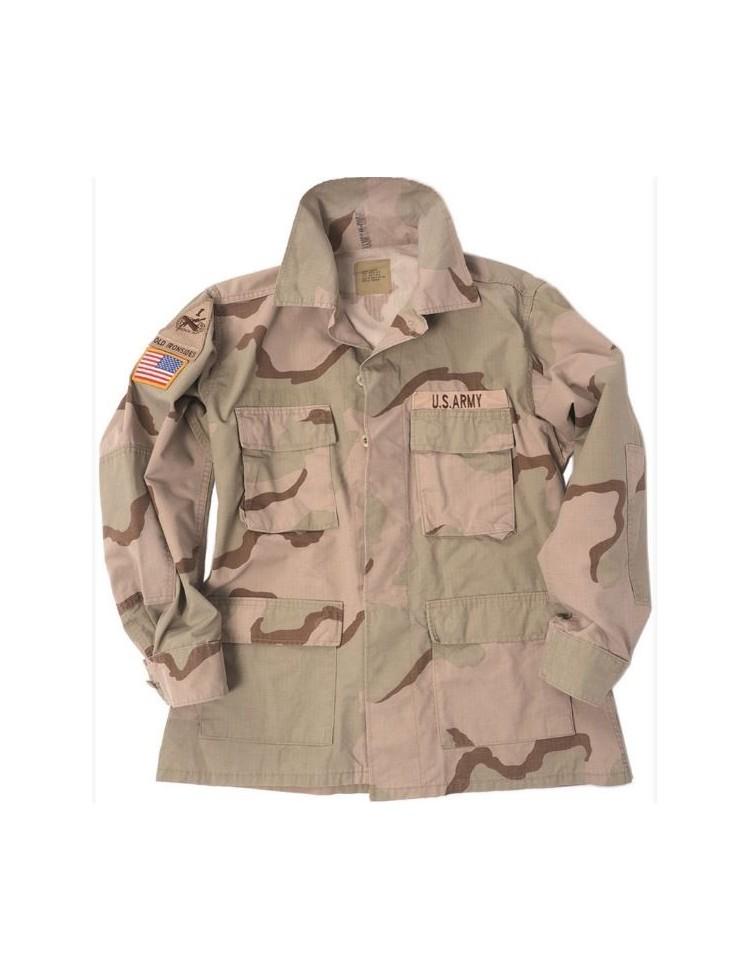 Chaqueta US Army, desert 3 colores, original