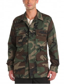 Chaqueta US Army, woodland, original