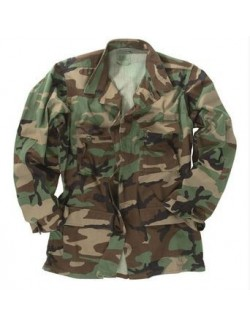 Chaqueta US Army, woodland, original
