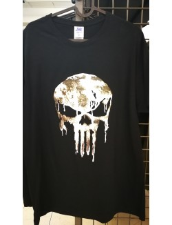 "Camiseta ""The Punisher"" manga corta"