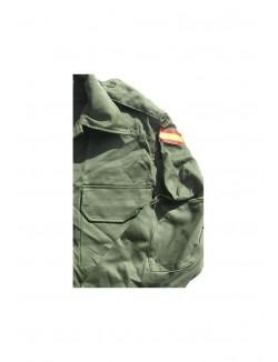 Sobrecamisa ejército español