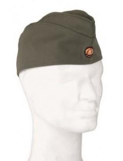 Gorrra oficial ejército alemán, original.
