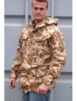Chaqueta militar Smock DDPM CS95 Ejército Británico. Original