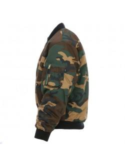 Bomber MA1 camuflaje