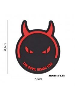 Parche 3D PVC Demons & Devils