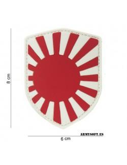Parche 3D PVC Japon
