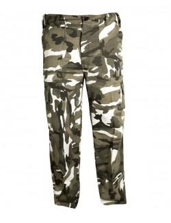 Pantalón militar de combate camuflaje Urbano