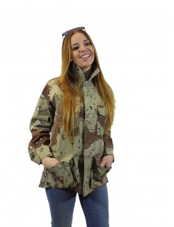Chaqueta US Army, desert 3 colores, original