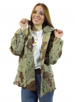 Chaqueta militar US Army 6 colores Original