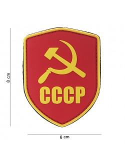 Parche 3D PVC CCCP