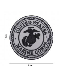 Parche 3D PVC United States Marine Corps