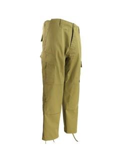 Pantalón militar ACU tipo Contratista color árido