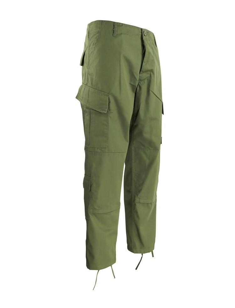 Pantalon ACU Contratista, color Verde