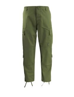 Pantalón militar ACU tipo Contratista color Verde