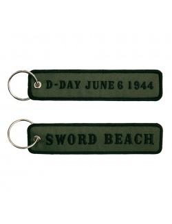 Llavero día D, Sword beach
