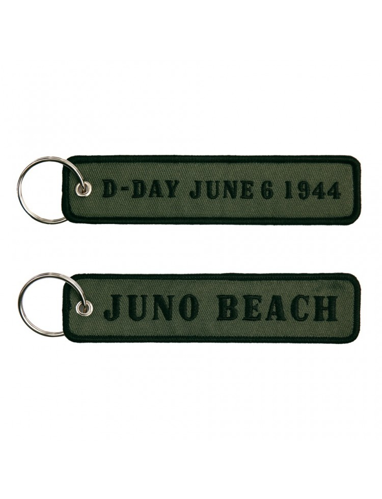 Llavero día D, Juno beach