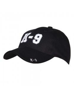 Gorra beisbol K9