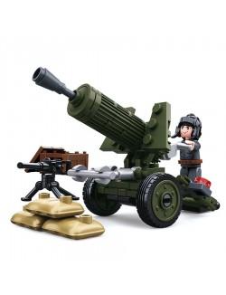 Artillería segunda guerra...