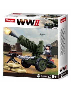 Artillería segunda guerra mundial