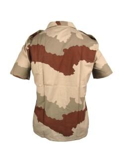 Camisa manga corta Ejército Francés